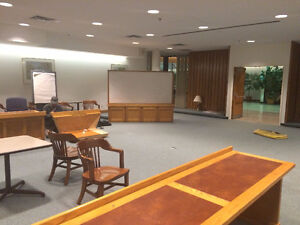COUNCIL CHAMBER SET UP London Ontario image 9