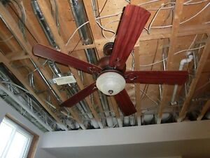 Ceiling Fan 54 Inches + Remote