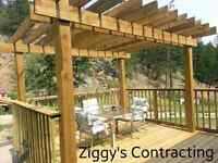 Wood fences, decks and anything else!