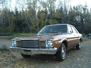 1978 DODGE ASPEN - THE CAR THAT SHOULDN'T BE HERE!