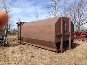 Roll-Off Garbage Container