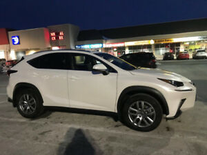 Lease Takeover: 2018 Lexus NX300 ONLY $320 Bi-Weekly Taxes In!
