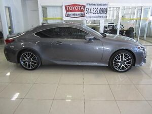Lexus RC 350 F Sport Series 2 AWD 2015