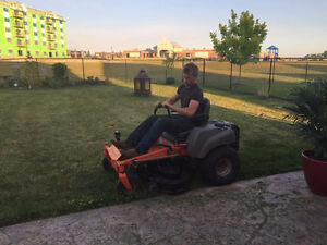 Professional lawn cutting. Small lots to several acres Cambridge Kitchener Area image 1