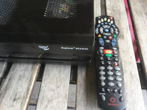 Rogers CISCO Explorer 8642 HD1/ 160GB PVR, with remote