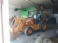 2010 Case 580 Super M Series 3 Backhoe Fully Loaded  Low Hrs!