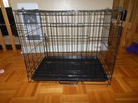 Cage pour petits chiens