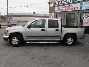2007 COLORADO LT CREW CAB  LOADED  NEW TIRES  AUTO  NO ACCIDENTS