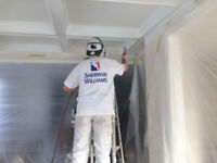 Residential Painting Spraying 647.677.5659 Tribute Homes Painted