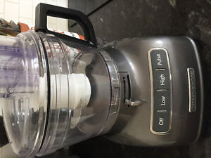 Kitchenaid exact slice food processor 7 cup