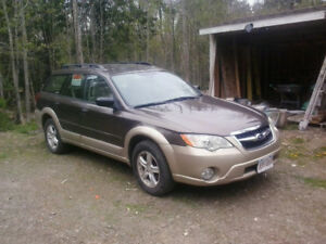 2008 Subaru Outback base model Wagon. Open to offers.