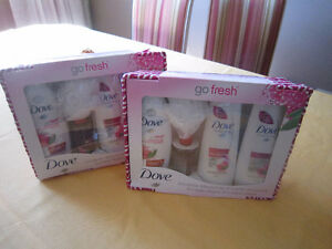 5- pc DOVE SET/20 inch towel bar/Mop and bucket--STRATHROY -