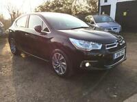 2011 Citroen DS4 1.6HDI DSign **40k MILES** Long Mot £20 Road Tax