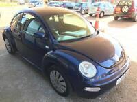 2001 Volkswagen Beetle 1.6 2001MY RHD - CAMBELTDONE63K - 7 STAMP - 3 KEEPERS