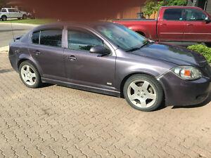 """Reducted"" 2006 Chevrolet Cobalt SS Sedan"