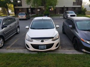 2011 Mazda2 sport $7800 safetied!
