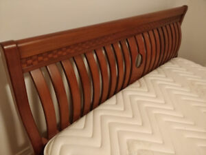 Custom size Bed & Mattress (queen-king size)