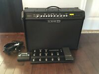 Line 6 Spider IV 150 watts 2x12 like new with footswitch