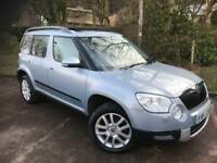 Skoda Yeti 2.0TDI CR ( 170ps ) 4x4 DPF Elegance 2012 BIG SPEC CAR