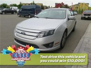 2011 Ford Fusion SE Sport Pack with Sync and Remote Start