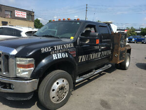 2008 Ford F-450 Tow truck Pickup Truck