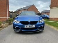 2016 BMW 4 Series 3.0 435d M Sport Auto xDrive 2dr Convertible Diesel Automatic