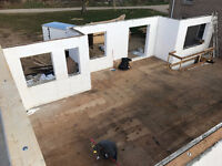 Insulated Concrete Forming (ICF) Construction