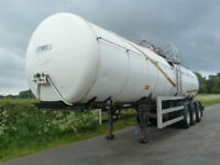 Indox Ros Roca 30000 Litre Stainless Steel Milk / Water Choice of 2 of 2