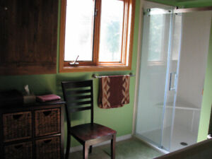 Fully furnished suite for weekly rent