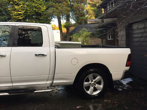 2013 Ram 1500 SLT Quad Cab Extended Warranty North Shore Greater Vancouver Area image 3