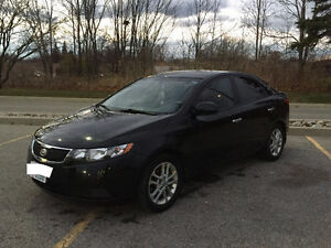 2011 Kia Forte EX - MINT CONDITION! NEW BRAKES!