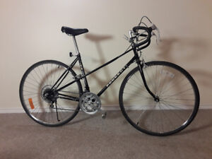 "Excellent vintage 10spd Peugeot Sport  27"" dual bar road bike"