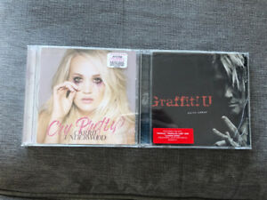 Carrie Under Wood and Keith Urban CD's NEVER OPENED BRAND NEW