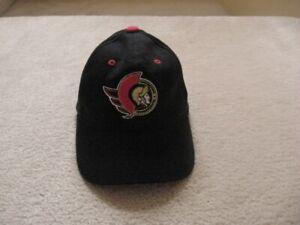 Ottawa Senators Kids NHL Reebok Hat