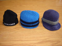 Adorable Hats - Never Worn