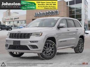 2018 Jeep Grand Cherokee Overland 4x4  - Leather Seats - $177.84