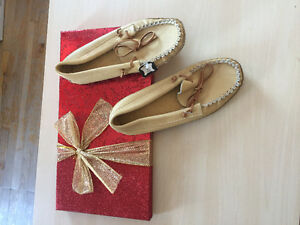 Cochise slippers/genuine leather