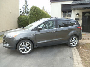 Courte location - Ford Escape TITANIUM 2016 - short term lease