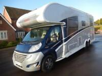 Dethleffs Esprit Comfort 2014 6 Berth Rear Garage Rear Fixed bed Motorhome