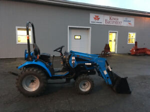 Landini 1-25H 22hp Tractor with Loader - 550 Hours