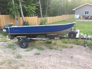 Boats for sale in pembroke cars vehicles kijiji Aluminum boat and motor packages