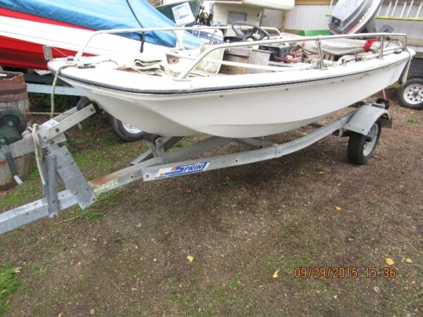 Used 1981 Other Tri Hull