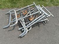 Premium heavy duty folding table legs