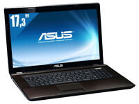 "ASUS K73e- Core i3(2IEME GEN.),4GB,500GB,17.3""LCD,HDMI,WEBCAM"