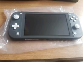 Nintendo Switch Lite Black £150
