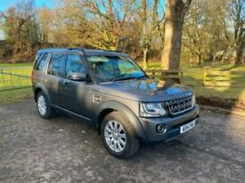 2014 (14) LAND ROVER DISCOVERY 4 3.0 AUTO SDV6 255 XS COMMERCIAL