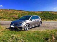 VW Golf R mk7 2015 dsg