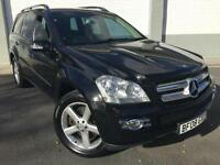 2008 08 Mercedes-Benz GL320 3.0CDI auto GL320 7 SEATER 4X4 7 SERVICES