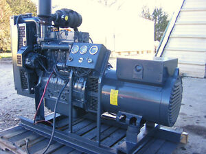 NEW  GENERATOR CAT/PERKINS WITH MECCALTE OR STAMFORD  Any KW London Ontario image 2