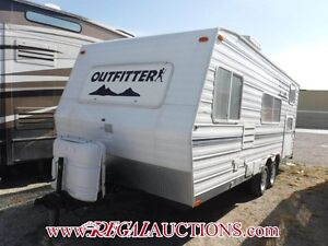 2005 OUTFITTER WT230  TRAVEL TRAILER